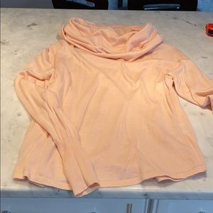 Joie pink cashmere sweater